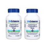 Life Extension Optimized Tryptophan Plus, 2-pack