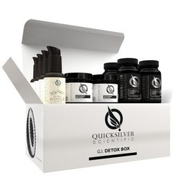 Quicksilver Scientific G.I. Detox Box, 2-pack