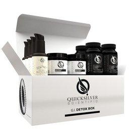 Quicksilver Scientific G.I. Detox Box, 5-pack