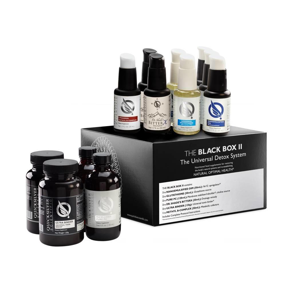 Quicksilver Scientific Black Box II, 5-pack
