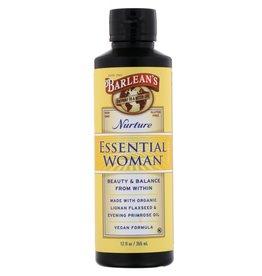 Barlean's Essential Woman, Nurture, 12 fl oz (355ml)