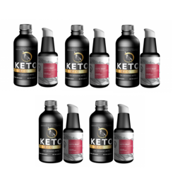 Quicksilver Scientific Keto Before 6™ Focus Kit, 5-pack