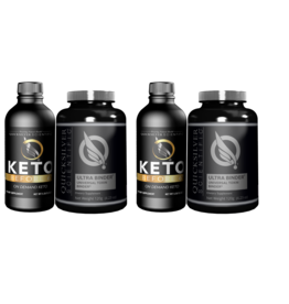 Quicksilver Scientific Keto Before 6™ Detox Kit, 2-pack