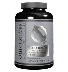 Quicksilver Scientific Ultra Binder Low Sulfur, Universal Toxin Binder, 120 g