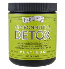 Barlean's Environmental Detox, Melon Flavor, 7.41 oz (210 g)