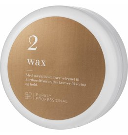 Life Extension Purely Professional Wax 2 - With Firm Hold