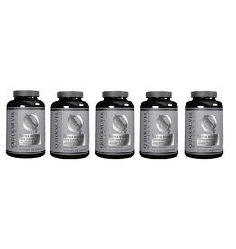Quicksilver Scientific Ultra Binder Low Sulfur, Universal Toxin Binder, 120 g, 5-packs