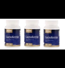 Jarrow Formulas Lactoferrin, 250 Mg, 60 Capsules, 3-packs