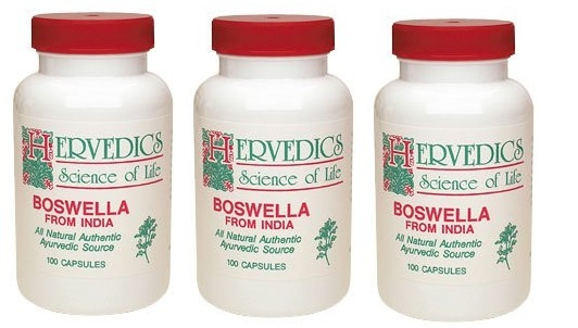 Life Extension Boswella, 100 Capsules, 3-packs