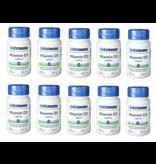 Life Extension Vitamin D3, 3,000 IU 120 Softgels, 10-packs