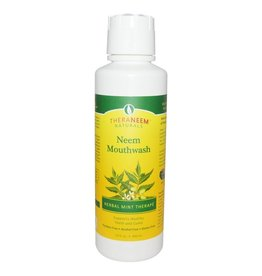Dental Supps Organic South, Theraneem Naturals, Neem Mouthwash, 480ml