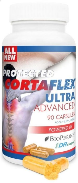 Dental Supps Protected Cortaflex Ultra Advanced, 90 Capsules