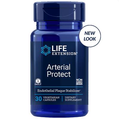 Life Extension Arterial Protect, 30 Vegetarian Capsules