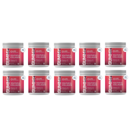 Life Extension Gummy Science™ Youthful Collagen (cherry), 80 Gummies, 10-packs