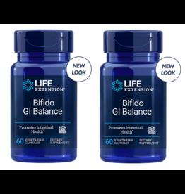 Life Extension Bifido Gi Balance, 60 Vegetarian Capsules, 2-pack