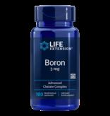 Life Extension Boron,  3 mg 100 vegetarian capsules