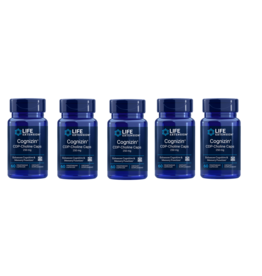 Life Extension CDP-Choline Caps, 250 Mg, 5-pack
