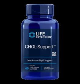 Life Extension CHOL-Support™, 60 Liquid Vegetarian Capsules