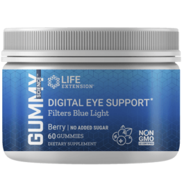 Life Extension Gummy Science™ Digital Eye Support (berry), 60 Gummies