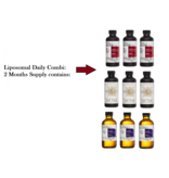 Dental Supps Liposomal Daily Combi: 2 Months Supply