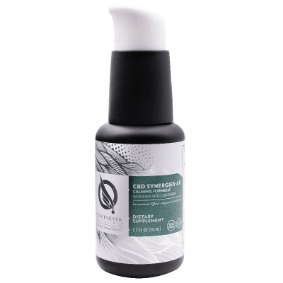 Quicksilver Scientific CBD Synergies-AX Calming Formula, 50 ml