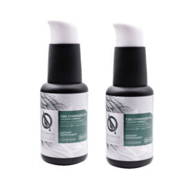 Quicksilver Scientific CBD Synergies-AX Calming Formula, 50 ml, 2-pack