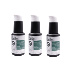 Quicksilver Scientific CBD Synergies-AX Calming Formula, 50 ml, 3-pack