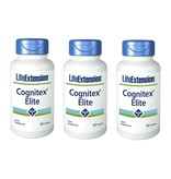Life Extension Cognitex Elite, 60 Tablets, 3-packs