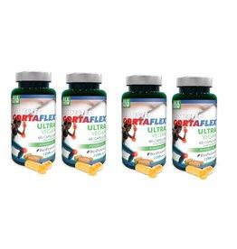 Dental Supps Protected Cortaflex Ultra Vegan, 60 Capsules, 4-packs