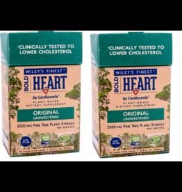 Wiley's Finest Bold Heart, 30 Liquid Stick Packs, 2-packs