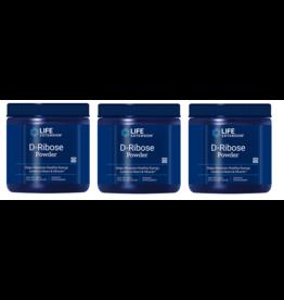 Life Extension D-Ribose Powder, 150 Grams, 3-pack