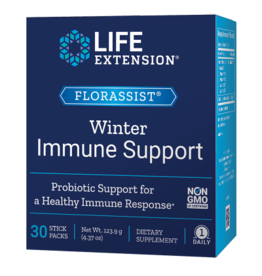 Life Extension Florassist® Winter Immune Support, 30 Stick Packs