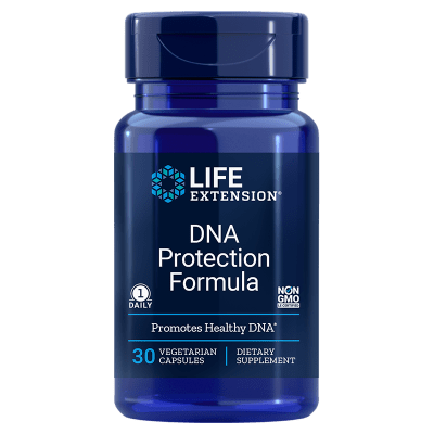 Life Extension DNA Protection Formula, 30 Vegetarian Capsules