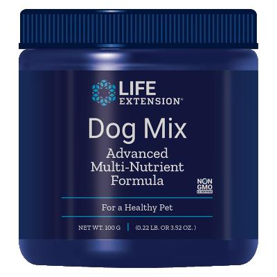 Life Extension Dog Mix (Pet vitamins), 100 grams