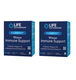 Life Extension Florassist® Winter Immune Support, 30 Stick Packs, 2-packs