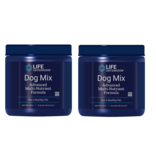 Life Extension Dog Mix (pet Vitamins), 100 Grams, 2-pack