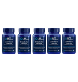 Life Extension Endothelial Defense™ Pomegranate Complete, 60 Capsules, 5-packs
