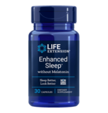 Life Extension Enhanced Sleep without Melatonin, 30 capsules