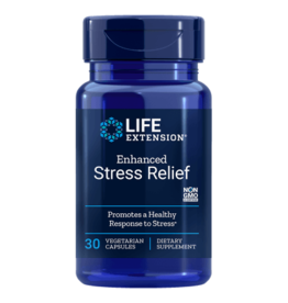 Life Extension Enhanced Stress Relief, 30 Vegetarian Capsules