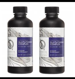Quicksilver Scientific Liposomal Glutathione Complex, 100 ml, 2-pack