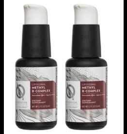 Quicksilver Scientific Liposomal Methyl B-Complex, 50ml, 2-pack