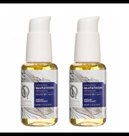 Quicksilver Scientific Liposomal Glutathione, 50ml, 2-pack