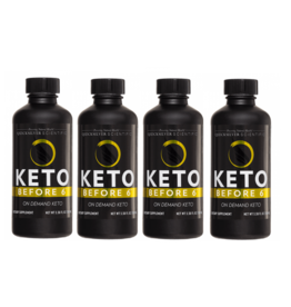 Quicksilver Scientific Keto Before 6™, 100ml, 4-pack