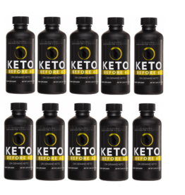 Quicksilver Scientific Keto Before 6™, 100ml, 10-pack