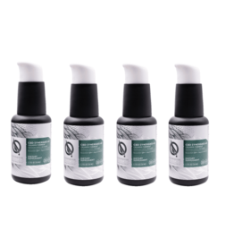 Quicksilver Scientific CBD Synergies-AX Calming Formula, 50 ml, 4-pack