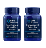 Life Extension Esophageal Guardian, Natural Berry Flavour, 60 Chewable Tablets, 2-pack