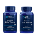Life Extension European Milk Thistle,  120 Softgels, 2-pack