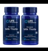 Life Extension European Milk Thistle, 60 Softgels, 2-pack
