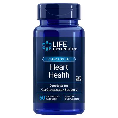 Life Extension FlorAssist® Heart Health Probiotic