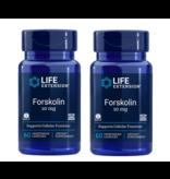 Life Extension Forskolin, 10 Mg 60 Vegetarian Capsules, 2-pack